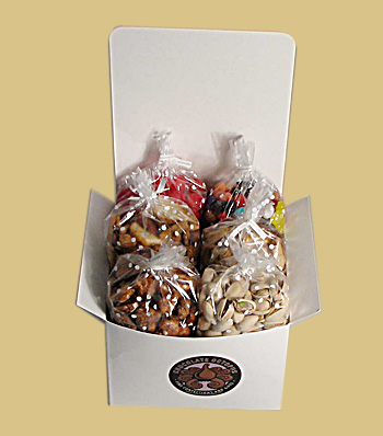 Create Your Candy Message Box